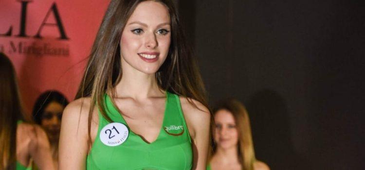 Alessandra Russo di MOOD Agency, in corsa per MISS ITALIA